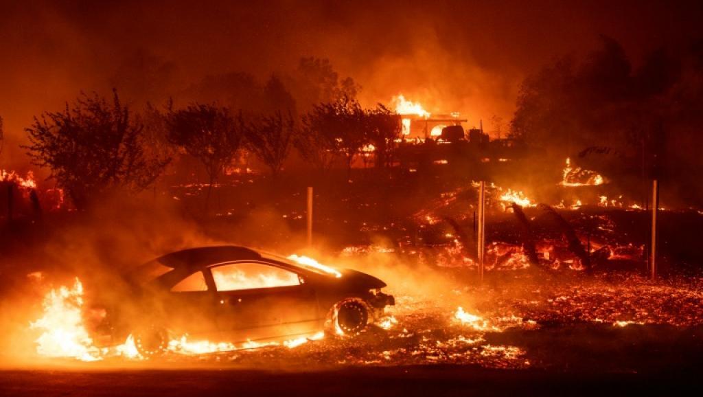 Etats-Unis: en Californie, le bilan des incendies s'aggrave considérablement