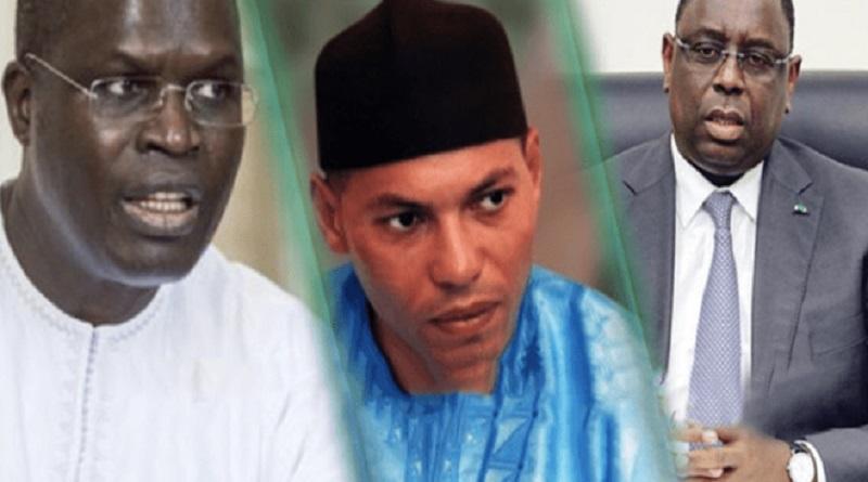 Sénégal : Karim Wade et Khalifa Sall amnistiés par Macky Sall après la présidentielle de 2019 ?