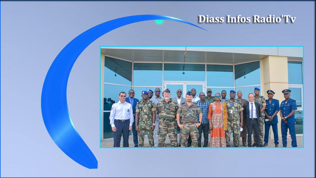 Dakar Blaise Diagne : Renforcement en sureté de l'aviation civile des acteurs de la plateforme