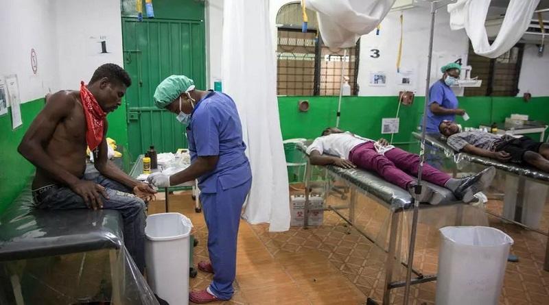 Haïti: MSF suspend ses activités à Martissant
