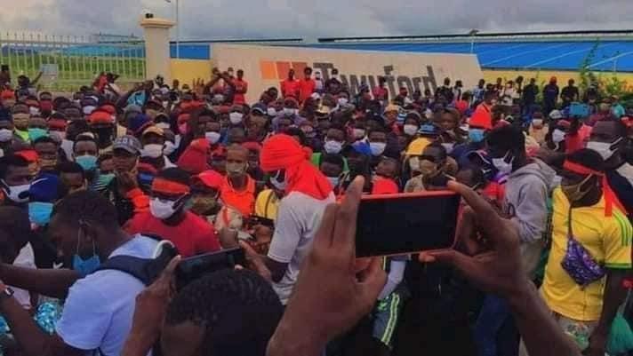 SINDIA : Communiqué du Syndicat Unitaire des Travailleurs des Industries Minières et Activités Connexes